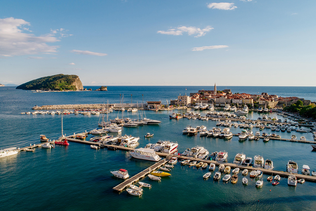 BUDVA – the City of King Cadmus
